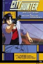 City Hunter: Bay City Wars (1990) afişi