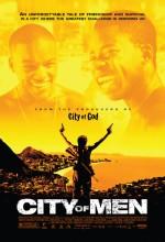 Erkekler Şehri (2007) afişi