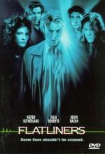 Çizgi Ötesi (1990) afişi