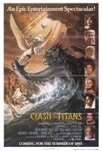 Clash of the Titans (1981) afişi