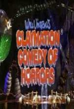 Claymation Comedy Of Horrors Show