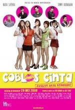 Coblos Cinta (2008) afişi
