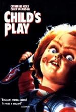 Çocuk Oyunu (1988) afişi