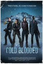 Coldblooded (1995) afişi