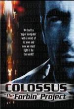 Colossus: The Forbin Project (1970) afişi