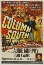 Column South (1953) afişi
