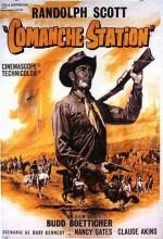 Comanche Station (1960) afişi