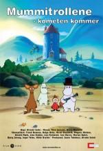 Comet in Moominland (1992) afişi