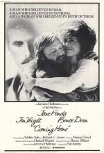 Coming Home (1978) afişi
