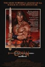 Conan 2 (1984) afişi