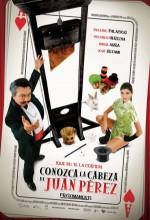 Conozca La Cabeza De Juan Pérez (2008) afişi