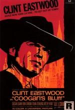 Coogan's Bluff (1968) afişi