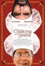 Cooking With Stella (2009) afişi