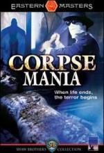 Corpse Mania (1981) afişi
