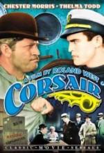 Corsair (1931) afişi