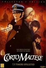 Corto Maltese (2002) afişi