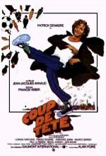 Coup de tête (1979) afişi