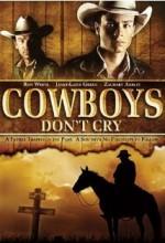 Cowboys Don't Cry (1988) afişi