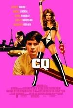 Cq (2001) afişi