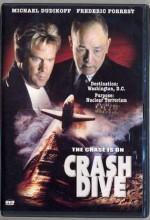 Crash Dive (1997) afişi
