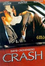 Crash (1996) afişi