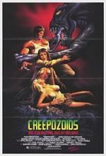 Creepozoids (1987) afişi