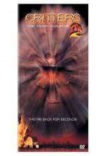 Critters 2: The Main Course (1988) afişi