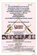 Crossed Swords (1977) afişi