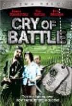 Cry Of Battle (1963) afişi