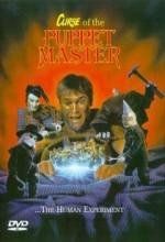Curse Of The Puppet Master (1998) afişi