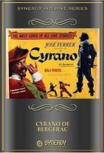 Cyrano de Bergerac (1950) afişi