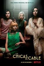 Cable Girls Sezon 2 (2017) afişi