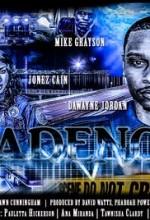 Cadence Ambulance (2016) afişi