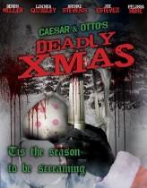 Caesar and Otto's Deadly Christmas (2012) afişi