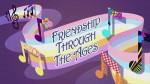 Çağlar Boyunca Arkadaşlık (2015) afişi