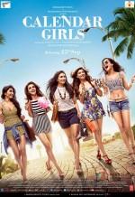 Calendar Girls (2015) afişi