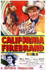 California Firebrand (1948) afişi