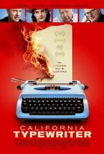 California Typewriter (2016) afişi