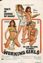 Çalışan Kızlar (1974) afişi