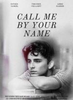 Call Me by Your Name (2017) afişi