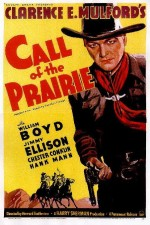 Call Of The Prairie (1936) afişi
