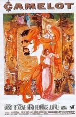 Camelot (1967) afişi