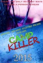 Camp Killer (2016) afişi