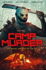 Camp Murder (2021) afişi