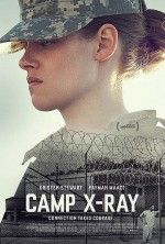 Camp X-Ray (2014) afişi