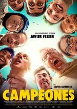 Şampiyonlar (2018) afişi