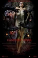 Cannibal Diner (2012) afişi