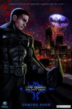 Caped Crusader: The Dark Hours (2014) afişi
