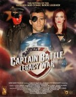 Captain Battle: Legacy War (2013) afişi