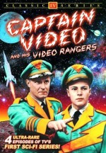 Captain Video and His Video Rangers (1949) afişi